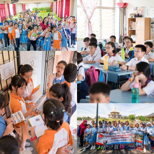 P5 Learning Journey to Sarawak