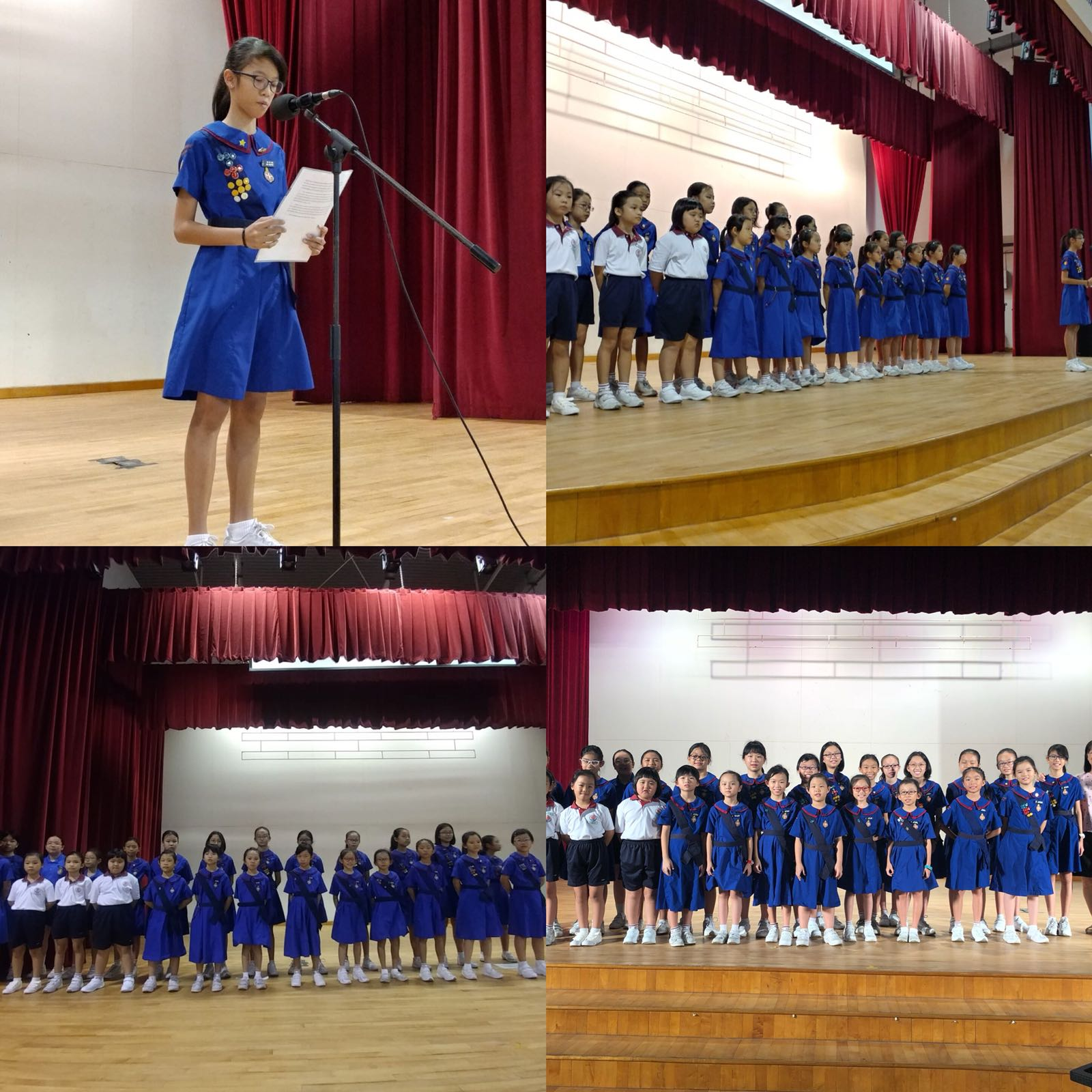 Girls\' Brigade Day 2018